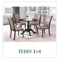 TEBBY 1+4